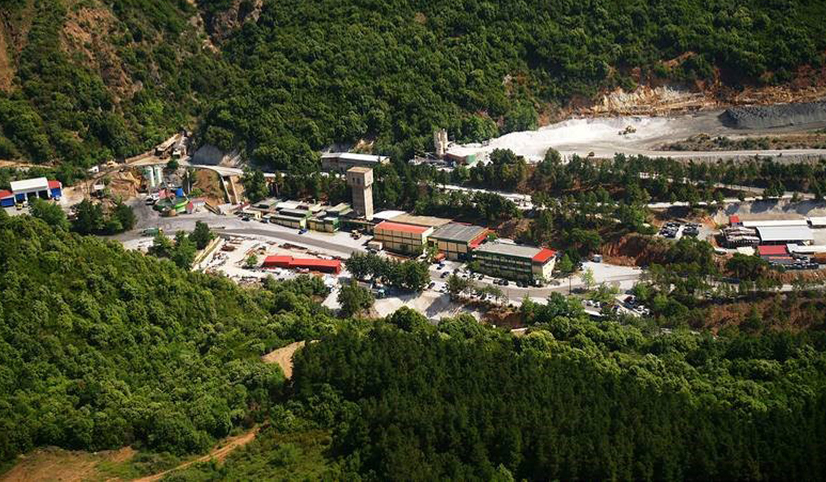 Olympias Mine Fire Safety Infrastructure Renewable