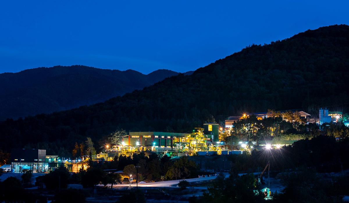 Madem Lakkos Quot Mine Flash Smelting Plant Renewable