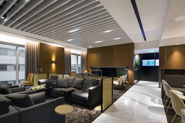 Goldair Handling New AIA Lounge